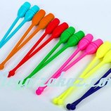 Булавы для художественной гимнастики 44см C-045 7 цветов