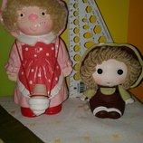 Эксклюзивные старинные копилки куклы
