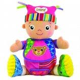 Моя первая кукла мягкая игрушка, Tomy Lamaze