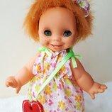 Кукла куколка пупсик Schalkau