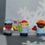 Редкие фигурки Маленькие человечки Little People Fisher prise Литл пипл разные