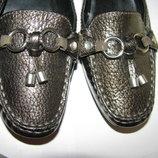 Туфлі нові брендові шкіряні дихаючі GEOX Оригінал Німеччина р.39 стелька 25 см