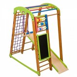 Детский спортивный комплекс BambinoWood Plus