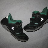 19,5 см стелька, спортивные туфли с гортексом Super Fit, кожаные