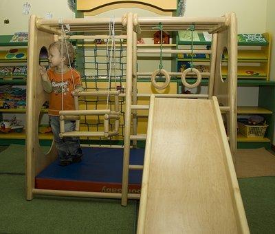 Детский спортивный уголок - «Кроха»