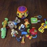 Фирменные игрушки для Малышей. Недорого.