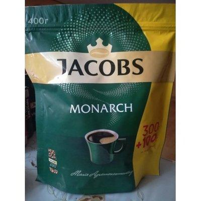 Растворимый кофе Якобс Монарх 400 г Супер качество