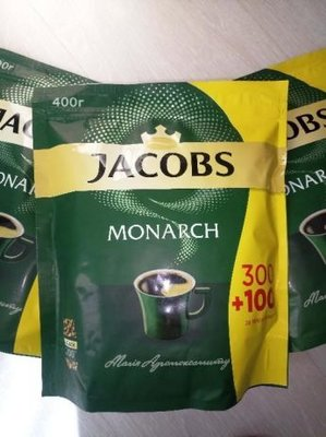 Акция Кофе Jacobs Monarch