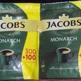 Акция Растворимый кофе Якобс Монарх