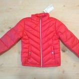 Яркая демисезонная курточка Германия 128 размер