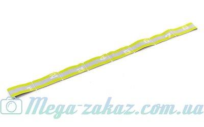 Ленточный эспандер эластичная лента для растяжки 5350 PL, эластан, 4х75см
