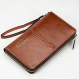 Портмоне Baellerry Leather коричневый