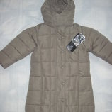 //Новое теплое пальто, куртка для девочки Palomino Германия, р.92-122