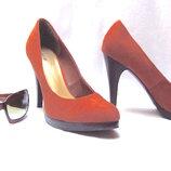 Туфли ART 9 USА, и Sandro Ferrone,кожа натуральная