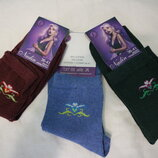 Носки женские, по антикризисным ценам, есть носки для всей семьи