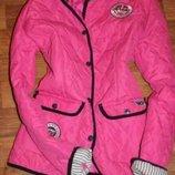 Мега стильная стеганая куртка