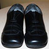 Фирменные туфли-лоферы нат.кожа josef seibel