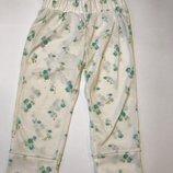 Штаны для сна детские GAP на девочку, 6 лет, пижама, новая