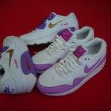 Кроссовки Nike Air Max Purple оригинал 38 разм