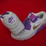 Кроссовки Nike Air Max purple white оригинал 38 разм