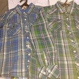 Рубашки GLO STORY модный дизайн р.134/140