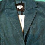 Пиджак микро-вельвет Пог-47См Уценка фирменный