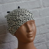 Стильная шапочка от H&M 4 шт разные замеры