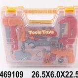 Набор инструментов в чемодане 26,5 6,0 22,5см