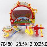 Набор музыкальная инструментов в коробке 28,5 13,0 25,0см