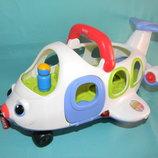 Музыкальный самолет Fisher-price Little People