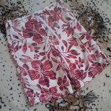 Фирменные яркие стильные пляжные шорты Новые