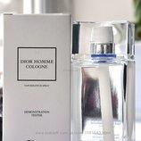 Christian Dior Dior Homme Cologne TESTER 100мл для мужчин