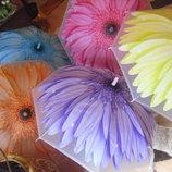 Удивительной красоты зонт-трость Цветок для модницы,разные расцветки