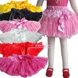 Американка нарядная юбка для танцев 100-145
