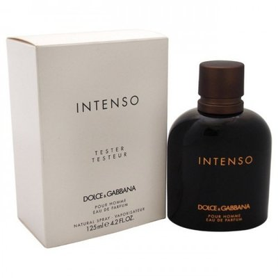 Dolce&Gabbana Pour Homme Intenso 125 ml TESTER для мужчин