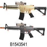 Ружье Мр14 с прицелом, стреляет водяными и мягкими пулями, в коробке 53,5 35,0 8,0