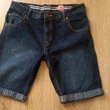 Шорты джинсовые на 14/16 лет. BlueZoo