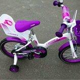 Кросер Кидс Байк 12 14 16 велосипед детский Crosser Kids Bike девочки