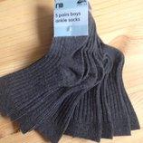 Носочки детские Mothercare, 1-2 года, набор из 5 шт.