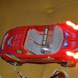 Красный Кабриолет интерактивный на пульте управления
