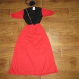 карнавальное платье на 10-12 лет