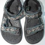 Босоножки ф.TEVA р-30 в отличном состоянии. обувь Teva - мировой бренд