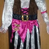 Карнавальное платье Пиратки.