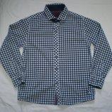 рубашка Next 6 лет 116 см 100% котон