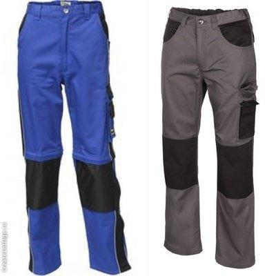 Спецодежда, роба. Мужские рабочие штаны брюки POWERFIX® Германия Lidl