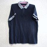 Тениска, р.52-58, Jasper Conran, 100% хлопок футболка, спортивная кофта распродажа