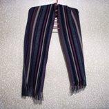 Шарф 100 х 32 см платок на плечи летом, шерсть