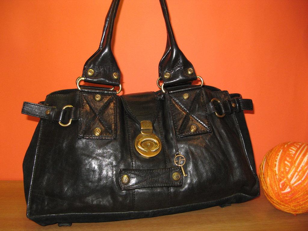 Итальянский бренд кожаных сумок sgpg