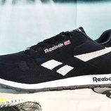 Кроссовки мужские Reebok Classic dark blue white
