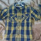 Классная рубашка для мальчика